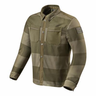 Sur-chemise Rev'it Tracer Air vert/vert