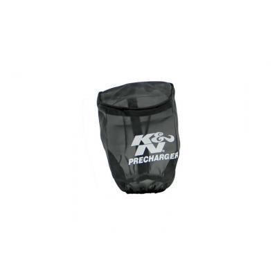 Sur-filtre à air K&N universel 101mm x 127mm noir