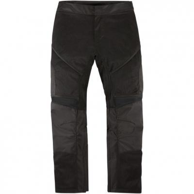 Sur-pantalon textile Icon Contra 2 noir