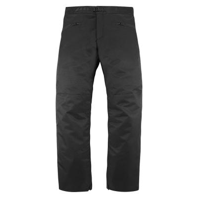 Sur-pantalon textile Icon Overlord noir