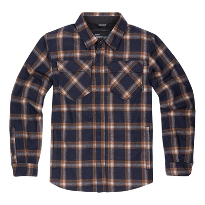 Surchemise Icon Flannel orange