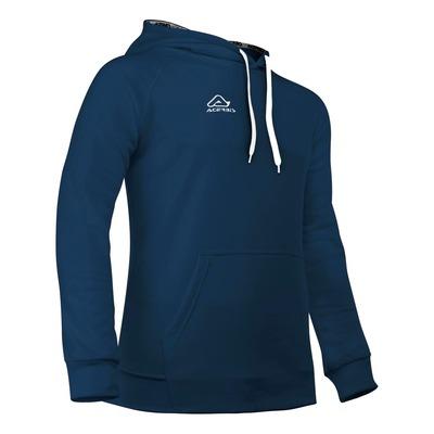 Sweat à capuche Acerbis Easy bleu