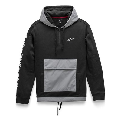 Sweat à capuche Alpinestars Explorer noir