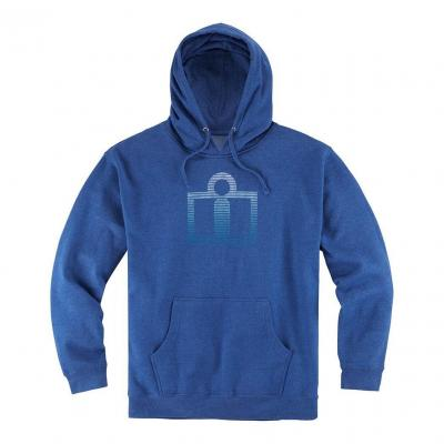 Sweat à capuche Icon Daze HT bleu