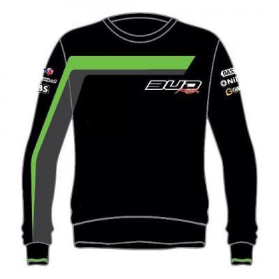 Sweat enfant Staff Bud Racing 18 vert/noir
