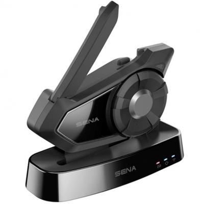 Système de communication bluetooth Sena 30K avec station d'accueil wifi