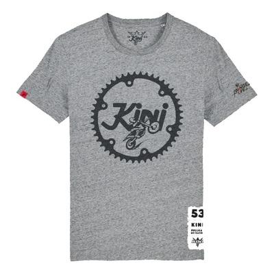 T-shirt enfant Kini Red Bull Ritzel gris
