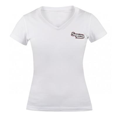 T-shirt femme Segura Darling blanc