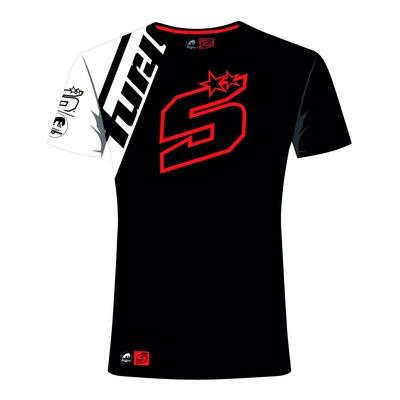 T-shirt Furygan JZ5 Fury Zarco noir/blanc
