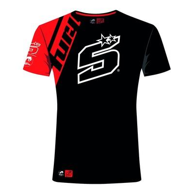 T-shirt Furygan JZ5 Fury Zarco noir/rouge