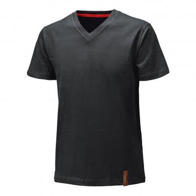 T-Shirt Held Bikers noir