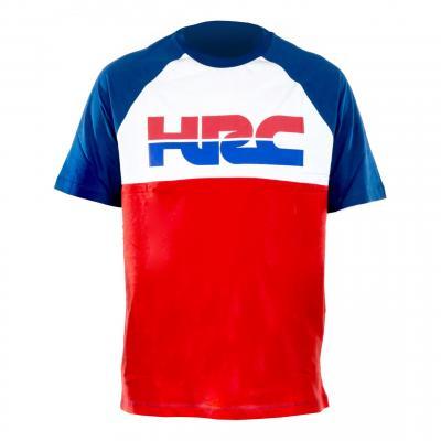 T-Shirt HRC navy/blanc/rouge