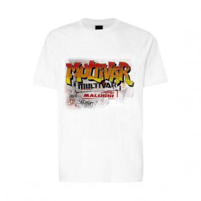 T-Shirt Malossi Multivar Wall