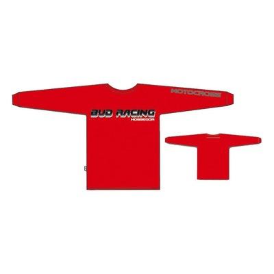 T-shirt manches longues Bud Racing shadow ML army