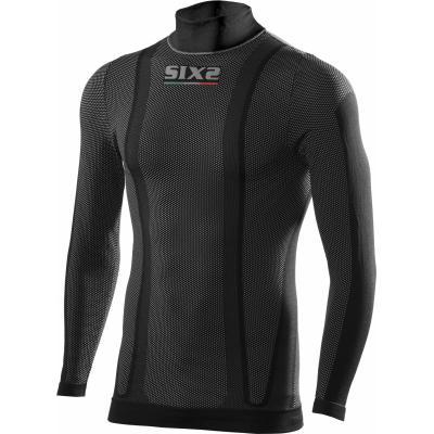 T-Shirt manches longues été Sixs TS3L carbon black