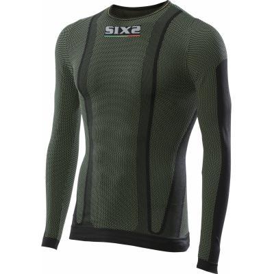 T-shirt manches longues Sixs TS2 dark green