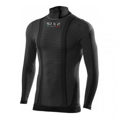 T-Shirt manches longues Sixs TS3 carbon black