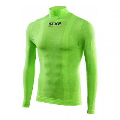 T-Shirt manches longues Sixs TS3 vert fluo