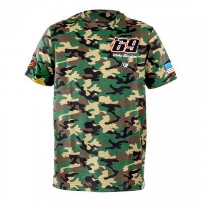 T-Shirt Nicky Hayden 69 camo
