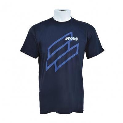 T-shirt Polini bleu