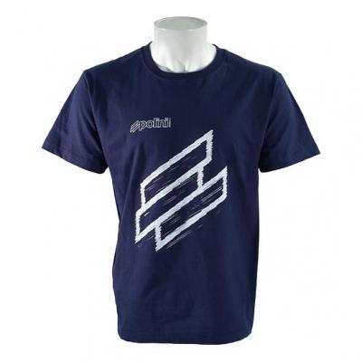 T-Shirt Polini Blue Line