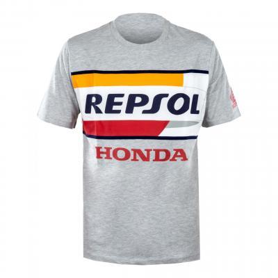 T-Shirt Repsol gris