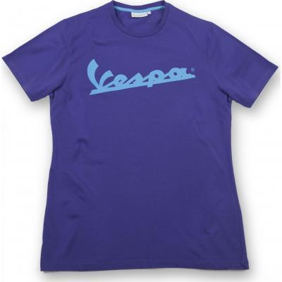 T-shirt Vespa Colours violet
