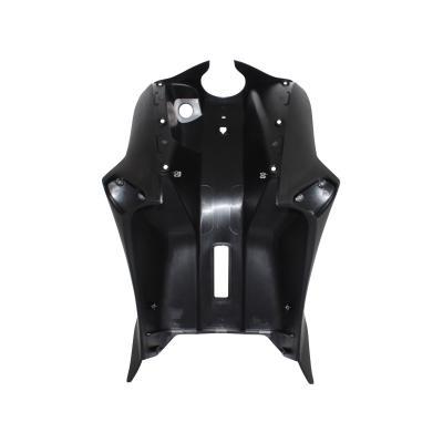 Tablier arrière 1Tek Origine noir brillant Kymco Agility 50/125