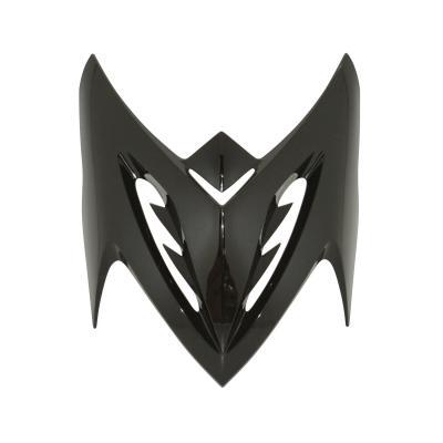 Tablier avant noir brillant face supérieure adaptable Stunt/Slider