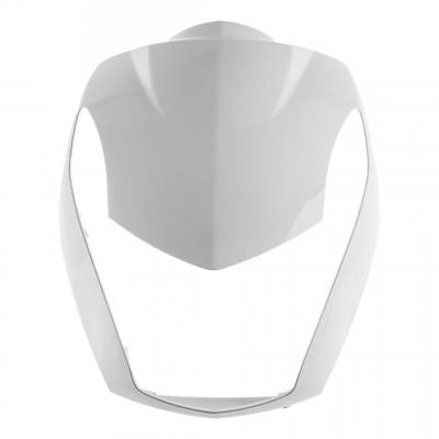 Tablier avant Peugeot Kisbee -18 blanc brillant