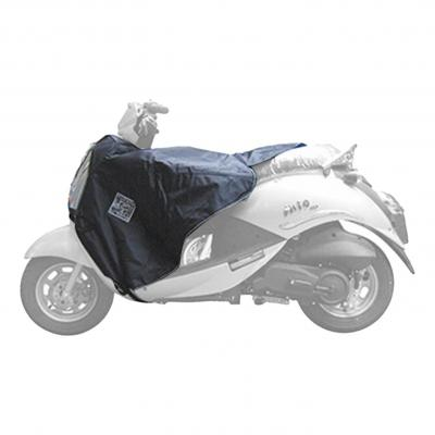 TUNR PROTECTION//PAD LATERALE SCOOTER ADAPTABLE STUNT//SLIDER NOIR X4 POUR CARROSSERIE