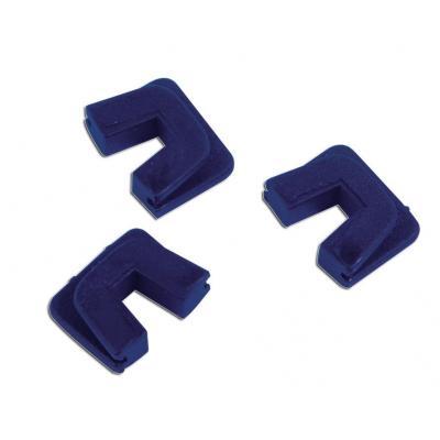 Tacquets D. 16 x 13 Racing 3 pièces