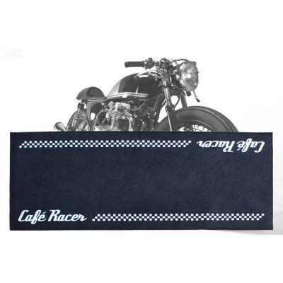 Tapis de garage BikeTek Serie 3 Cafe Racer noir