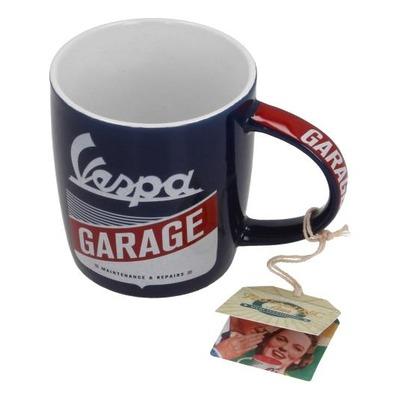Tasse Vespa Garage