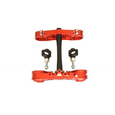 Té de fourche standard Neken Honda CRF250R 13-17 rouge