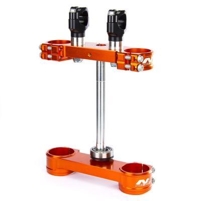 Té de fourche standard Neken KTM SX 65cc 13-17 orange