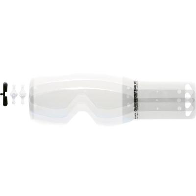 Tear offs laminés Scott Pro Stack pour masque 80 (2x7 pièces)