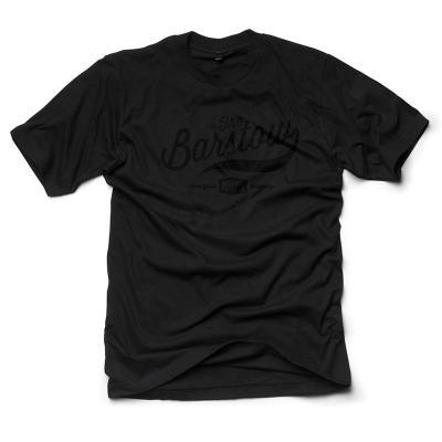 Tee-shirt 100% BARSTOW noir