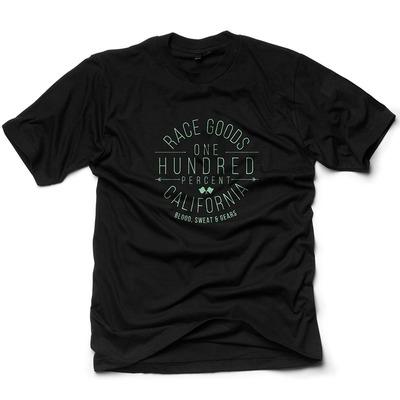 Tee-shirt 100% GRIND noir