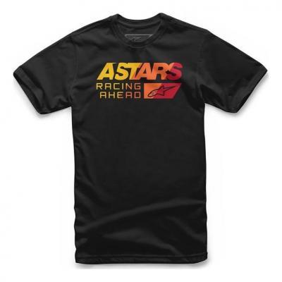 Tee-shirt Alpinestars Pacer noir
