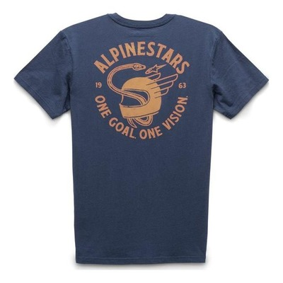 Tee-shirt Alpinestars Spirited navy