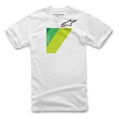 Tee-shirt Alpinestars Wedge blanc