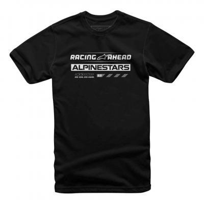 Tee-shirt Alpinestars World Tour noir