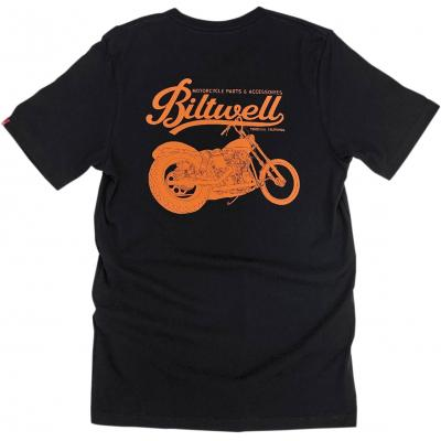 Tee-Shirt Biltwell Swingarm noir