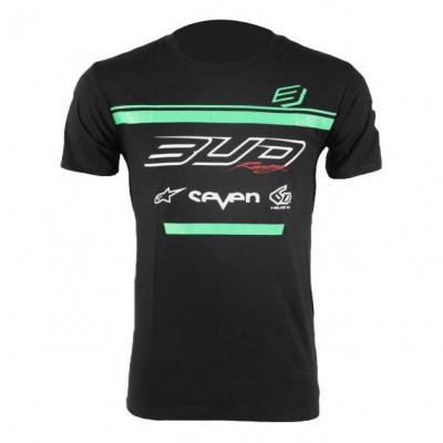Tee-shirt Bud Racing Team 19 vert/noir