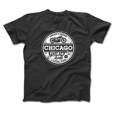 Tee Shirt Chaft Chicago