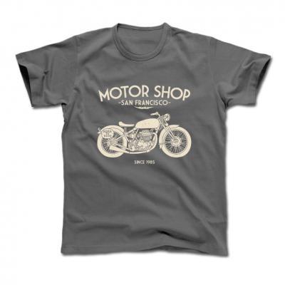 Tee Shirt Chaft Motor Shop