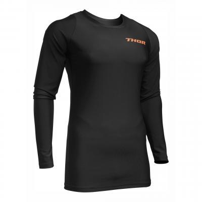 Tee-shirt compression Thor Comp Shirt noir