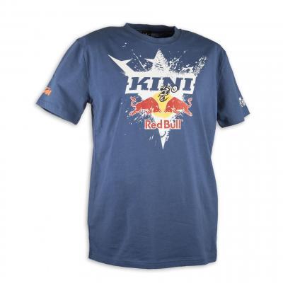 Tee-shirt enfant Kini Red Bull Stomp bleu