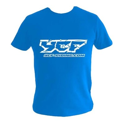 Tee-shirt enfant YCF 19 bleu